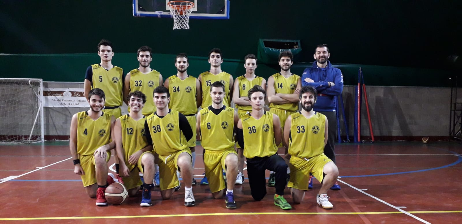 Uisp Basket Milano Calendario.Polisportiva Assisi Home